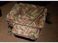 Shimano Tribal Realtree Hardwoods Barrow Bag Carry All