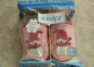 Limited Edition Girl ROBEEZ 6-12M
