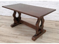 Priory Oak Coffee Table (DELIVERY AVAILABLE)