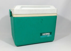 Green Thermos 1500 Cooler Green With Handle