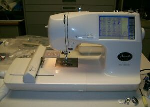 Brother PC-8500 Sewing/Embroidery Machine with Software & Dongle