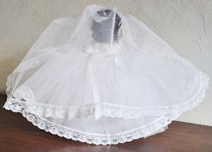 "MADAME ALEXANDER DOLL VINTAGE BRIDE #1570 14"" MINT COND w BOX Stratford Kitchener Area image 5"