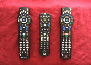 Rogers, Bell & Cogeco Remote Control Like New