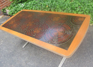 Paul Evans Style Coffee Table