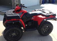 2011 Polaris Sportsman 500 H.O. 4X4