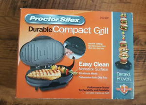 """Proctor Silex 32"""" Compact Grill"""