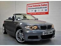 BMW 135 3.0i M Sport Convertible Manual - LOW RATE FINANCE £249 PER MONTH