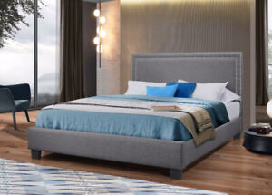 BRAND NEW IN BOX PLATFORM BED FOR $1(PAY ON DELIVERY)