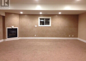House Basement for Rent - Family or Female Students (Max 4)