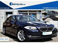 2011 61 BMW 520d 2.0 Auto SE Saloon Auto iDrive   FSH