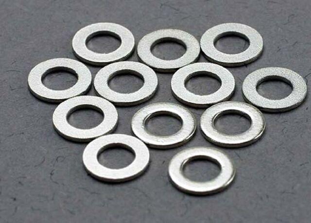 Traxxas Unterlegscheiben Metall 3x6mm (12) - 2746