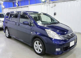2007 TOYOTA ISIS PLANTANA * 7x SEATER * AUTOMATIC * JAPAN IMPORT