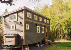 Looking to park our tiny house in LaSalle