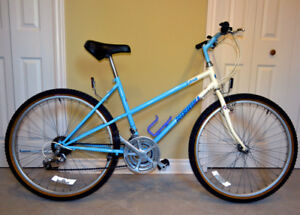 Rare Retro 80's NISHIKI COLORADO Premium Women's Mountain Bike