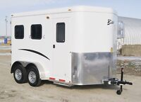 Horse trailering available