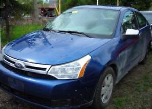2008 Ford Focus SES Other