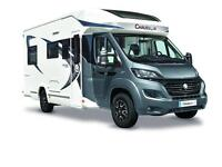 2017 Chausson 611 Traveline Welcome 4 Berth Motorhome For Sale