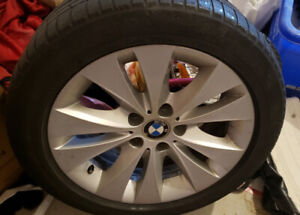 bmw x5 winter tires and rims