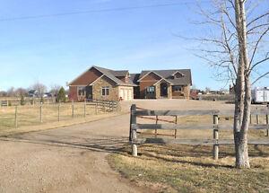 Beautiful Acreage Gorgeous Home on edge of Raymond MLS LD103216