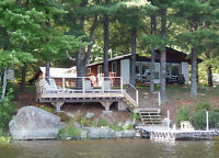 Cottage on the French River (Ranger Bay)
