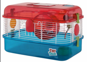 Tiny Tales Hamster Cage