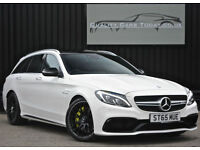 2016 Mercedes C63 AMG Estate Premium *Pan Roof + AMG Performance Exhaust etc*