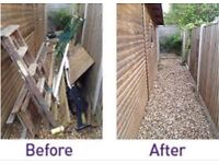 Garden clearance and Home clearance services