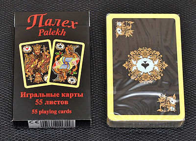 - Playing Cards Russian Palekh Deck 55 Cards New Sealed Art, Modern (1970-Now)