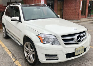 2011 Mercedes-Benz GLK-350 * PRICE REDUCED but FIRM *