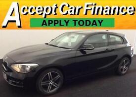 BMW 116 1.6 ( 136bhp ) Sports Hatch Auto 2013MY i Sport
