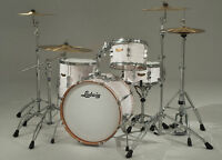 Ludwig Club Date Se White Pearl 13-16-22