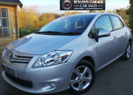 2010 TOYOTA AURIS TR 1.6 V-MATIC 5DR - 1 OWNER - LOW MILES - 7 TOYOTA SERVICES