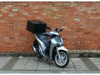 Honda SH 125 NOT PCX Vision Forza N-Max PCX Delivery Bike SHi