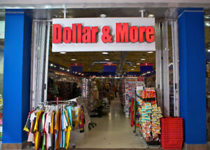 Profitable Discount Dollar Store for sale