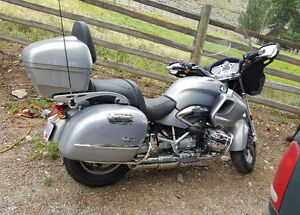 BMW R 1200 CL and Accessories
