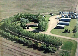 Residential Acreage For Sale— near BROMHEAD,SK (West of Estevan)