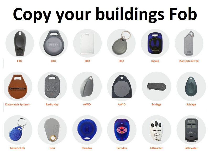 Condo Key Fob Copying - On Site (sameday) | Long Term Rentals