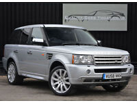 Range Rover Sport 3.6 TDV8 V8 HSE * Colour Coded + Piano Black + High Spec*