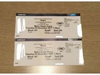 2x Steps tickets - Metro Radio Arena - 5th December