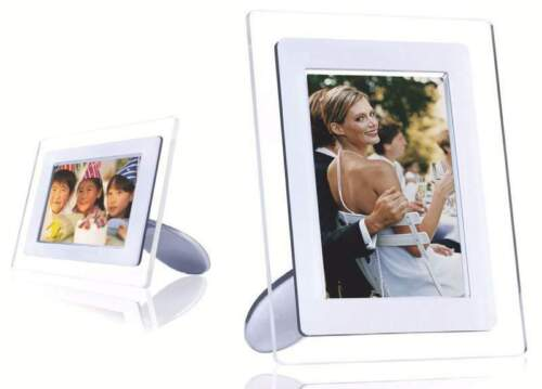 "Philips Photo Frame 7FF1M4 LCD 7"" (17,8cm) con 4..."