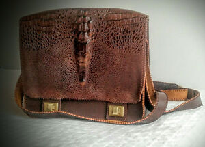 Hand crafted authentic leather bags and other small items