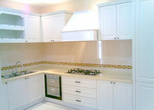 kitchen cabinet and counter tops lowest price guarantee London Ontario image 1