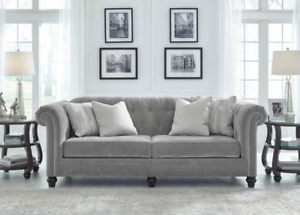 Brand New Luxury Sofa with One Year (Ashley Furniture) Warranty