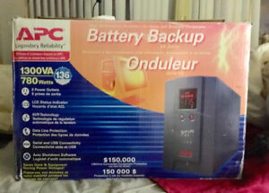 APC 1300VA Battery Back-UPS XS Brand New In Box