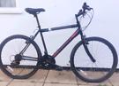 """Probike mountain hybrid bike. 19"""" frame. 26"""" wheels. All working"""
