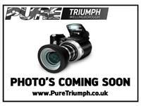 2018 Triumph TIGER 800 XRT Adventure Manual