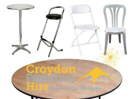 Chair Hire Table Hire Bar Hire Furniture Hire Croydon