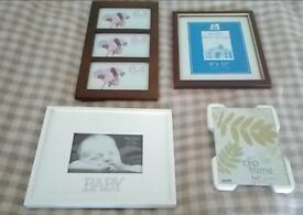 Photo frame bundle