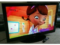 "SAMSUNG 48"" LCD TV FULL HD BUILT IN FREEVIEW EXCELLENT CONDITION REMOTE CONTROL HDMI FULLY WORKING"