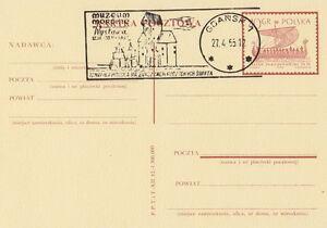 Poland postmark GDANSK - Maritime Museum - <span itemprop=availableAtOrFrom>Bystra Slaska, Polska</span> - Poland postmark GDANSK - Maritime Museum - Bystra Slaska, Polska